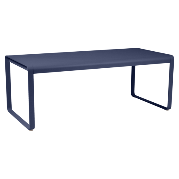Fermob - Table 90 x 196cm Bellevie Aubergine