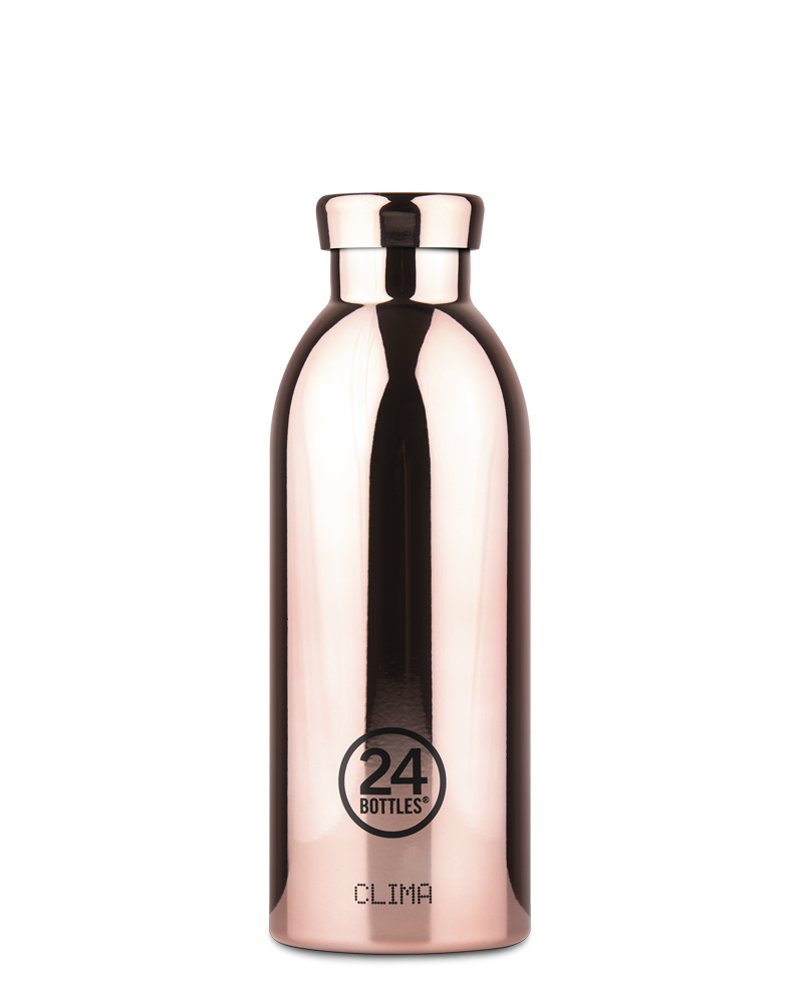 24 BOTTLES - Thermo CLIMA 500ml ROSE GOLD