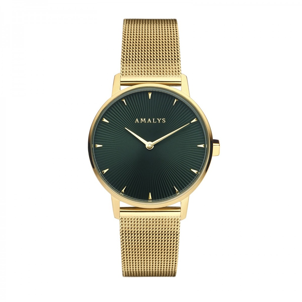 AMALYS - Montre Baker FLORE (33mm) (copie)