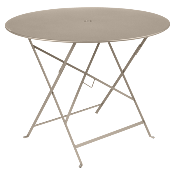 FERMOB - Table pliante Ø96 cm BISTRO