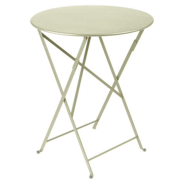 FERMOB - Table pliante Ø60 cm BISTRO