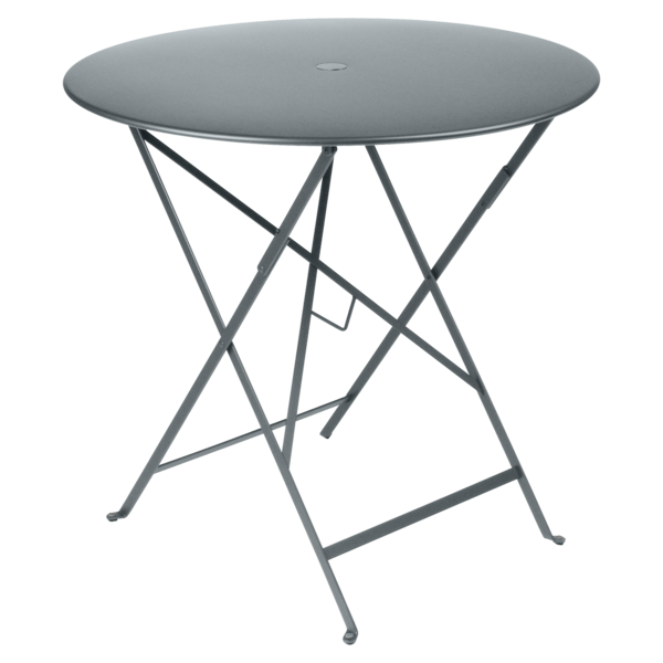 FERMOB - Table pliante Ø77 cm BISTRO