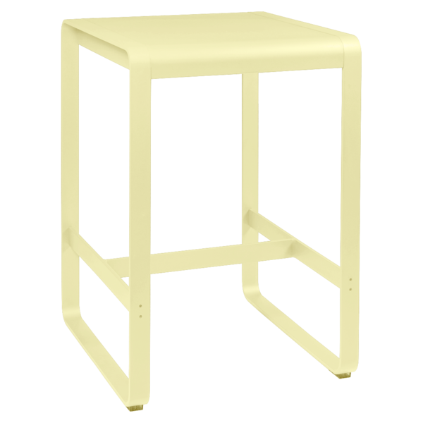 FERMOB - Table haute 74 x 80 cm BELLEVIE