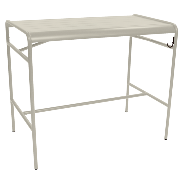 FERMOB - Table haute 126 X 73 cm LUXEMBOURG (2 - 4 pers.)