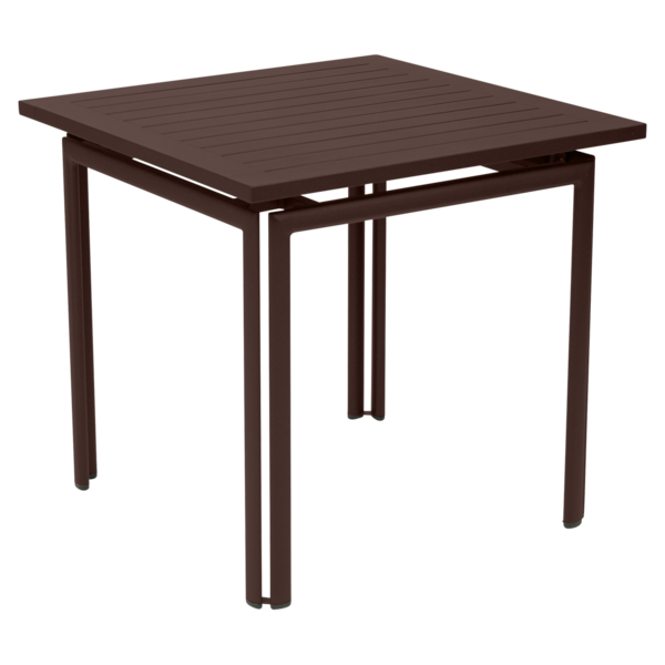 Fermob - Table 80 x 80 cm COSTA (2 - 4 pers.)